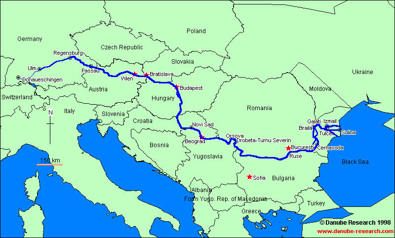 Lower Danube  The Last Refuge For Surviving Of Sturgeon Fishes In